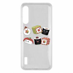 Чохол для Xiaomi Mi A3 Sushi