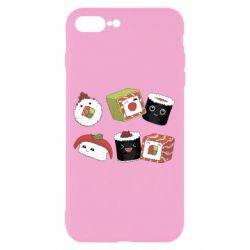 Чохол для iPhone 8 Plus Sushi