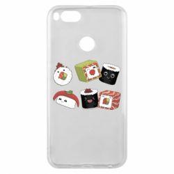 Чохол для Xiaomi Mi A1 Sushi