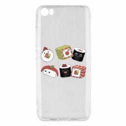 Чохол для Xiaomi Mi5/Mi5 Pro Sushi