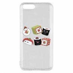 Чохол для Xiaomi Mi6 Sushi