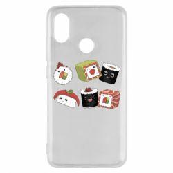 Чохол для Xiaomi Mi8 Sushi
