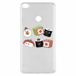 Чохол для Xiaomi Mi Max 2 Sushi