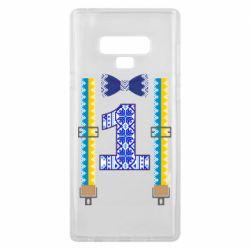 Чехол для Samsung Note 9 Первоклассник