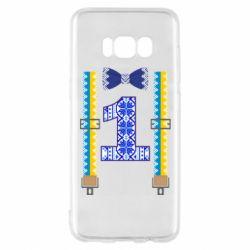 Чехол для Samsung S8 Первоклассник