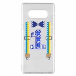 Чехол для Samsung Note 8 Первоклассник