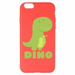 Чохол для iPhone 6 Plus/6S Plus Сute dino