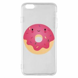 Чехол для iPhone 6 Plus/6S Plus Сute donut