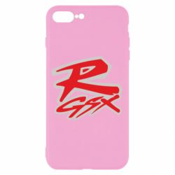 Чохол для iPhone 8 Plus Suzuki GSX-R Logo