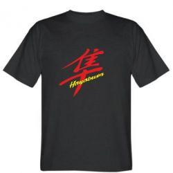 Мужская футболка Suzuki Hayabusa - FatLine