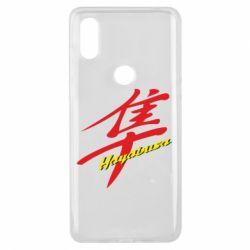 Чехол для Xiaomi Mi Mix 3 Suzuki Hayabusa