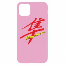 Чехол для iPhone 11 Pro Suzuki Hayabusa