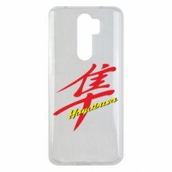 Чехол для Xiaomi Redmi Note 8 Pro Suzuki Hayabusa