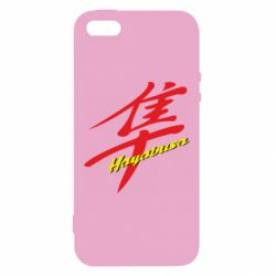 Чохол для iphone 5/5S/SE Suzuki Hayabusa
