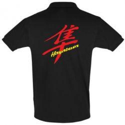 Мужская футболка поло Suzuki Hayabusa