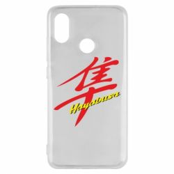 Чехол для Xiaomi Mi8 Suzuki Hayabusa
