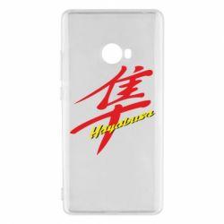 Чехол для Xiaomi Mi Note 2 Suzuki Hayabusa