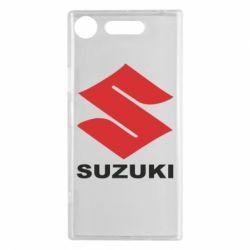 Чехол для Sony Xperia XZ1 Suzuki - FatLine