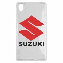 Чехол для Sony Xperia Z1 Suzuki - FatLine