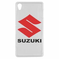 Чехол для Sony Xperia Z3 Suzuki - FatLine