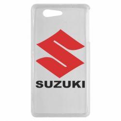 Чехол для Sony Xperia Z3 mini Suzuki - FatLine