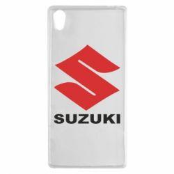 Чехол для Sony Xperia Z5 Suzuki - FatLine