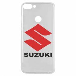 Чехол для Huawei P Smart Suzuki - FatLine