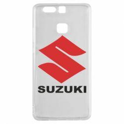 Чехол для Huawei P9 Suzuki - FatLine