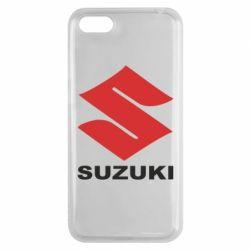 Чехол для Huawei Y5 2018 Suzuki - FatLine