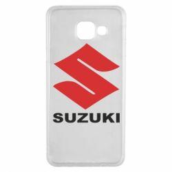 Чехол для Samsung A3 2016 Suzuki - FatLine
