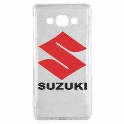 Чехол для Samsung A5 2015 Suzuki - FatLine
