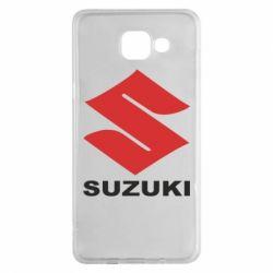 Чехол для Samsung A5 2016 Suzuki - FatLine