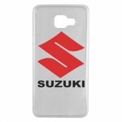 Чехол для Samsung A7 2016 Suzuki - FatLine
