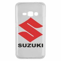 Чехол для Samsung J1 2016 Suzuki - FatLine