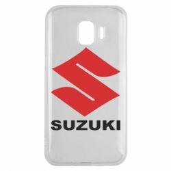 Чехол для Samsung J2 2018 Suzuki - FatLine