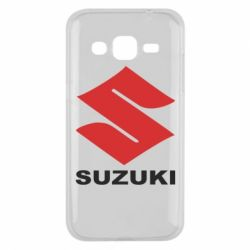 Чехол для Samsung J2 2015 Suzuki - FatLine