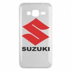 Чехол для Samsung J3 2016 Suzuki - FatLine