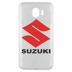 Чехол для Samsung J4 Suzuki - FatLine
