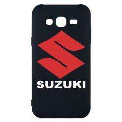 Чехол для Samsung J5 2015 Suzuki - FatLine