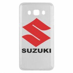 Чехол для Samsung J5 2016 Suzuki - FatLine