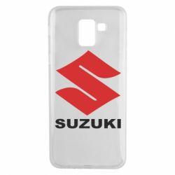 Чехол для Samsung J6 Suzuki - FatLine