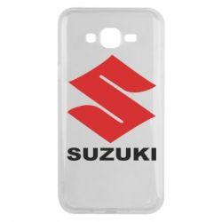 Чехол для Samsung J7 2015 Suzuki - FatLine
