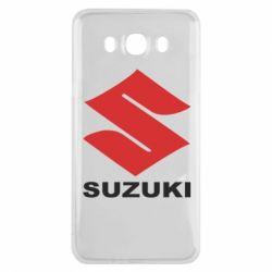 Чехол для Samsung J7 2016 Suzuki - FatLine