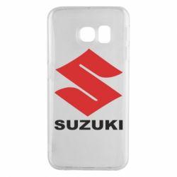 Чехол для Samsung S6 EDGE Suzuki - FatLine