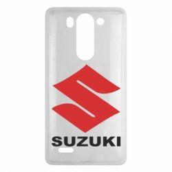 Чехол для LG G3 mini/G3s Suzuki - FatLine