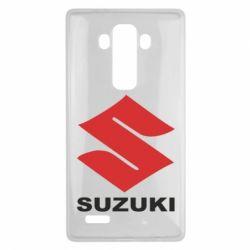 Чехол для LG G4 Suzuki - FatLine