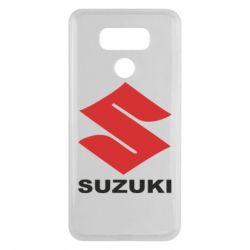 Чехол для LG G6 Suzuki - FatLine