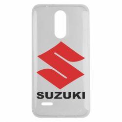 Чехол для LG K7 2017 Suzuki - FatLine