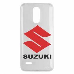 Чехол для LG K8 2017 Suzuki - FatLine