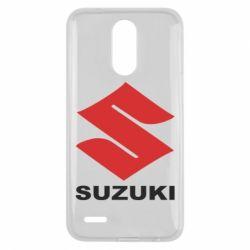 Чехол для LG K10 2017 Suzuki - FatLine